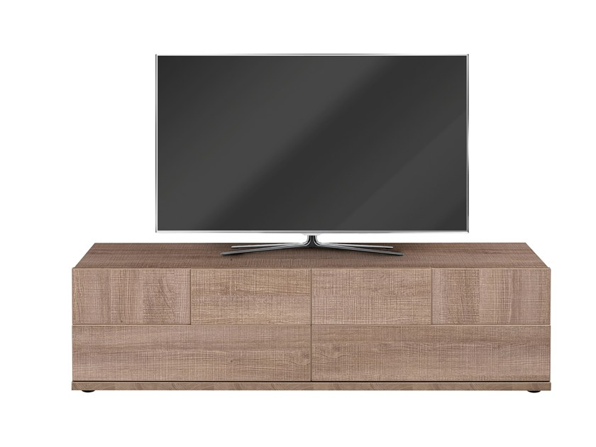 Low TV cabinet with drawers BREM | TV cabinet with drawers by GAUTIER FRANCE