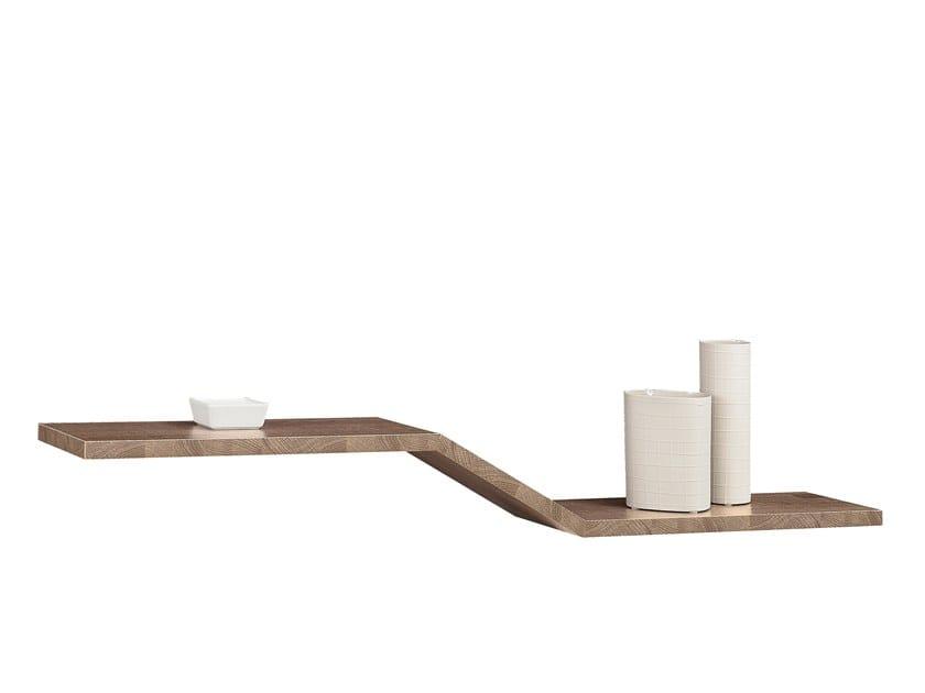 Oak wall shelf BREM | Wall shelf by GAUTIER FRANCE