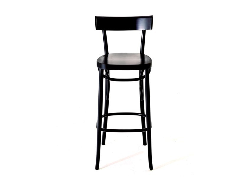 Tabouret haut COLICO BRERA.SS Black By