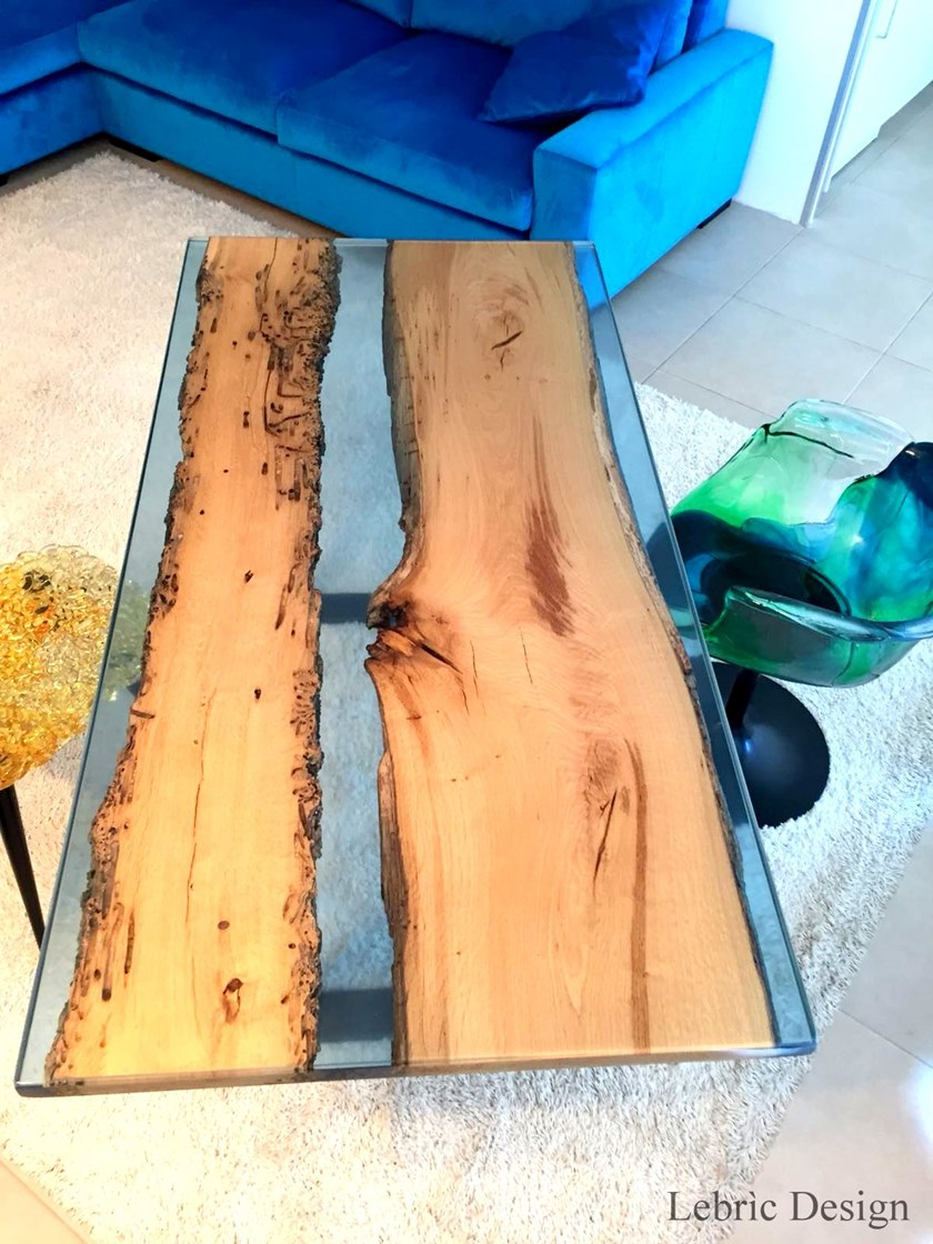 Tavolo Legno E Resina Prezzo tavolo da pranzo rettangolare in legno massello briccola e