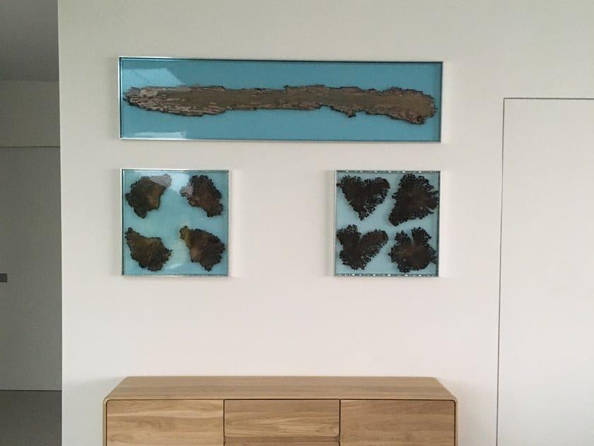 Pannello decorativo in legno di briccola BRICCOLE | Pannello decorativo by ANTICO TRENTINO