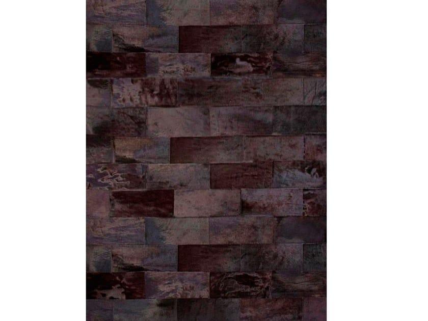 Tappeto in pelle di mucca BRICK By Miyabi casa