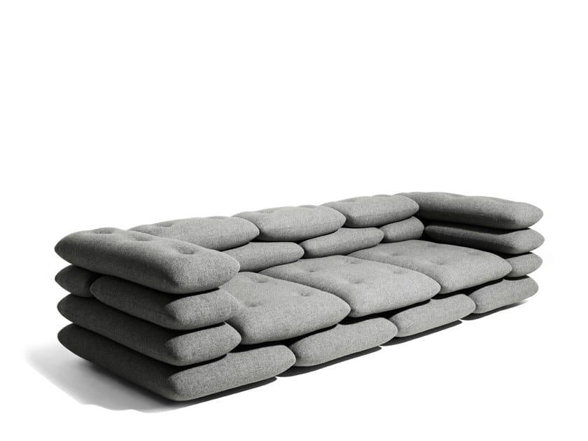 Modular sofa BRICK by jot.jot
