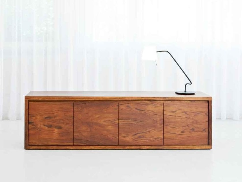 MDF sideboard with drawers BRIDGE | Sideboard by Morgen