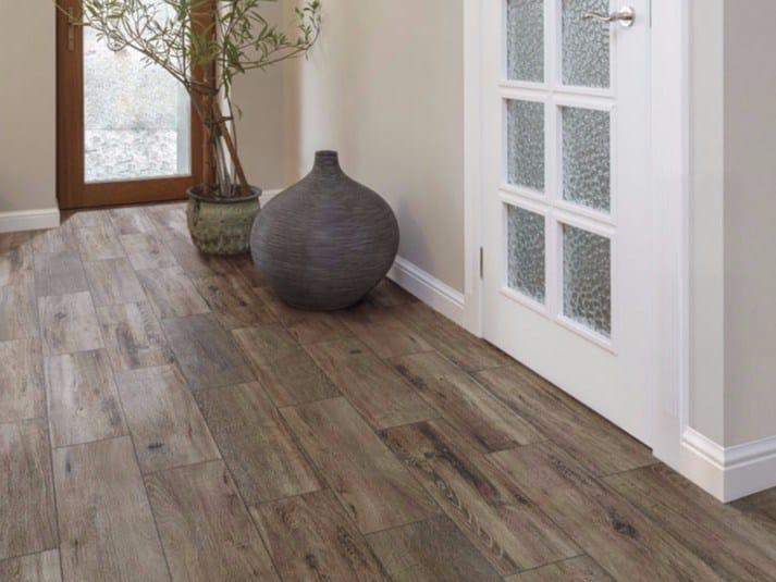 Ceramic Granite Flooring With Wood Effect Brigantina By Estima Ceramica
