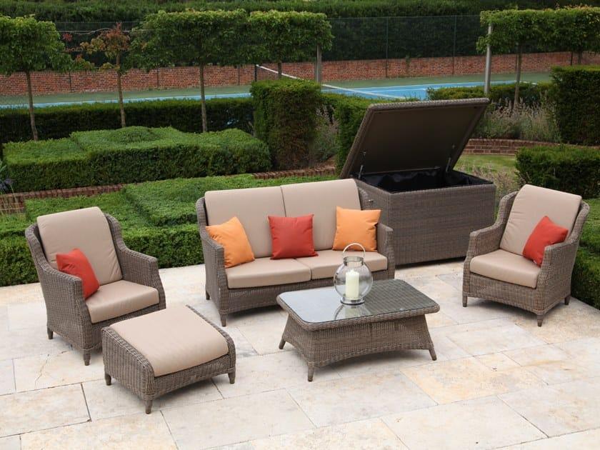 BRIGHTON | Sofá de jardín By Bridgman