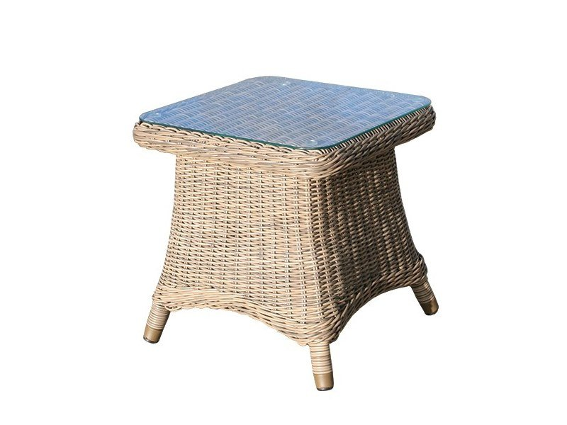 52cm Square side table BRIGHTON | Side table by Bridgman