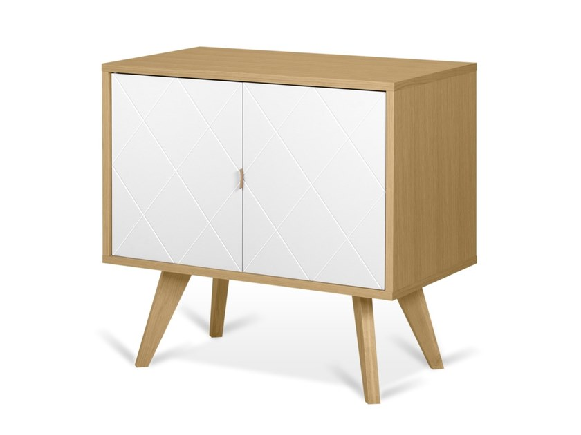 Sideboard with folding doors BRIGITTE | Sideboard with folding doors by TemaHome