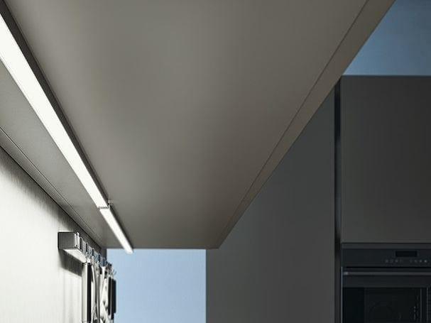 Illuminazione per mobili in alluminio estruso broadway by panzeri