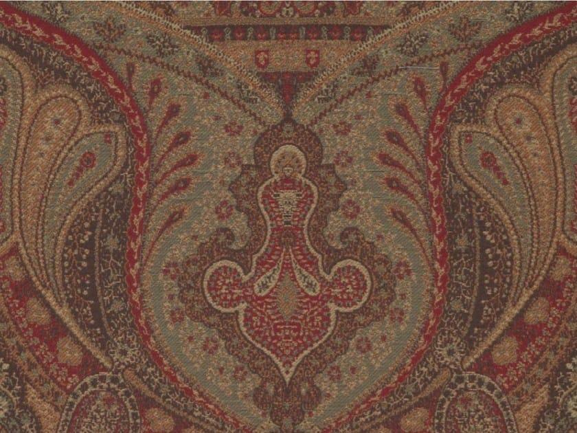 Tessuto disegno Paisley in cotone BROCADO by Gancedo