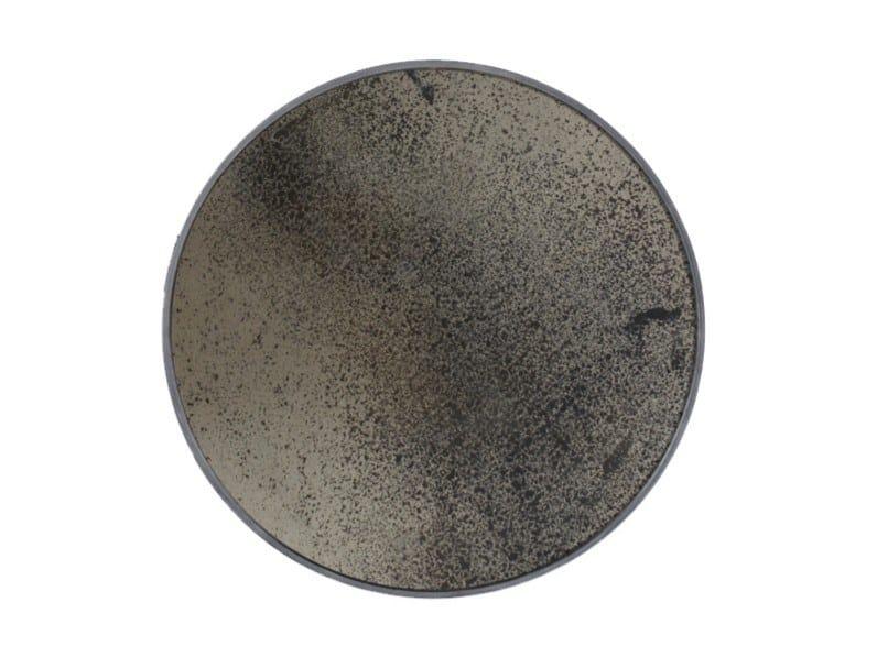 Round mirror BRONZE MIRROR | Round mirror by Notre Monde
