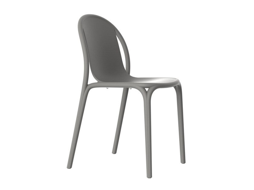 Stackable garden chair BROOKLYN | Stackable chair by VONDOM