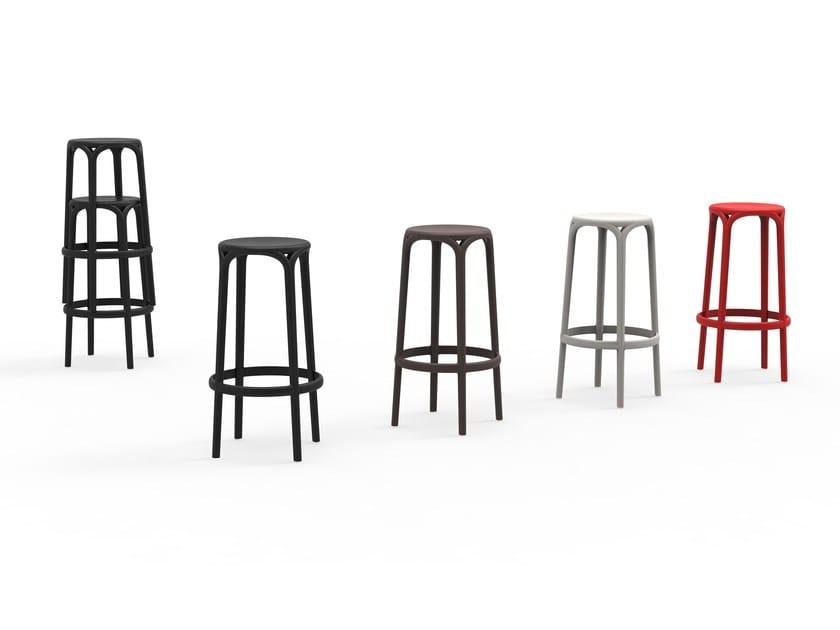 High stool BROOKLYN by VONDOM