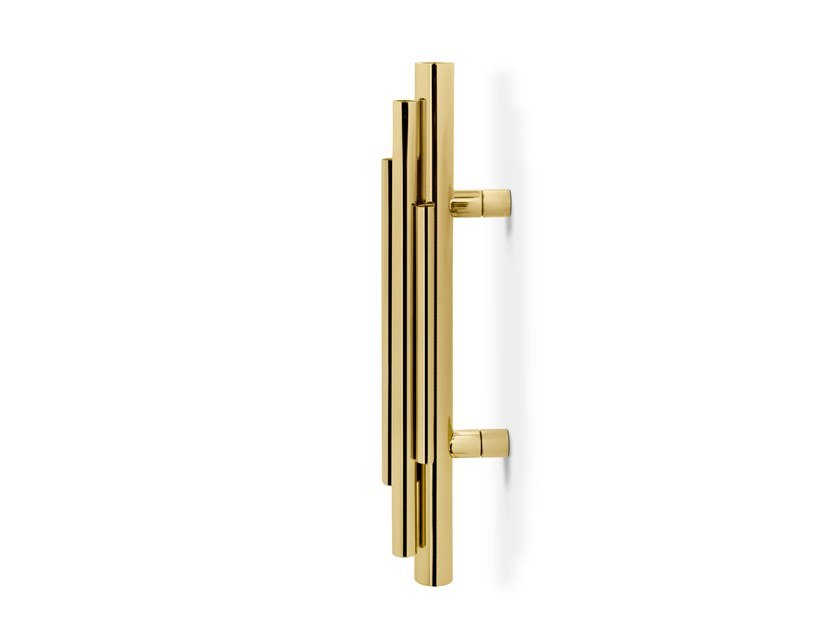 Brass Furniture Handle BRUEBECK TW5002 by PullCast