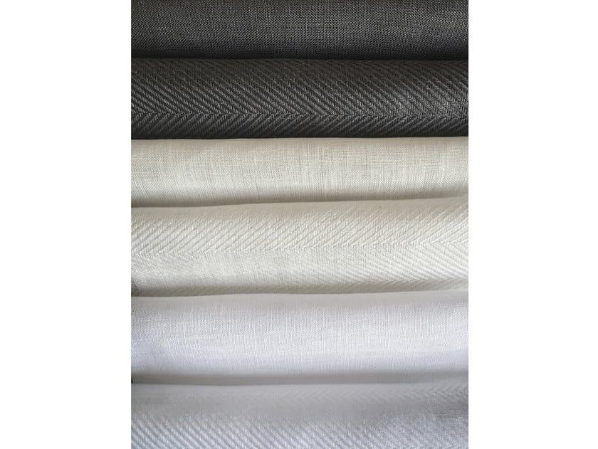 Solid-color bedding set BRUGESS by Poltrona Frau