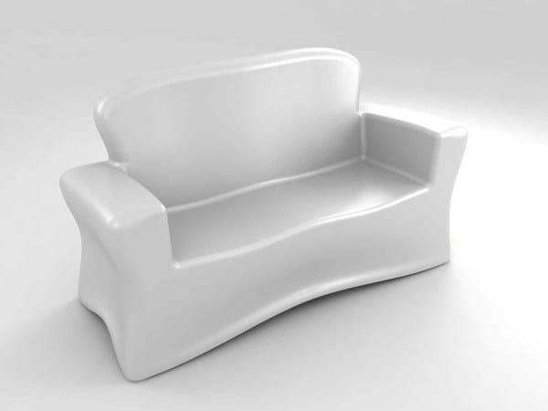 2 seater sofa BRUJO | Sofa by Lamalva
