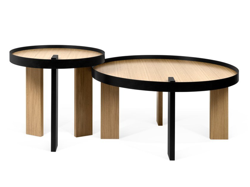 Round side table BRUNO by TemaHome