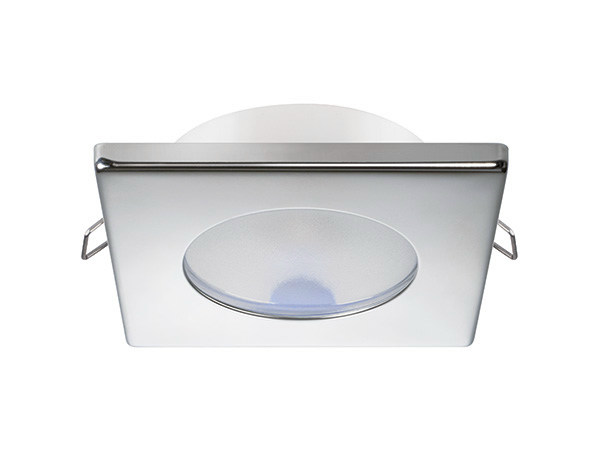LED ceiling recessed stainless steel spotlight BRYAN CT 2W IP40 by Quicklighting