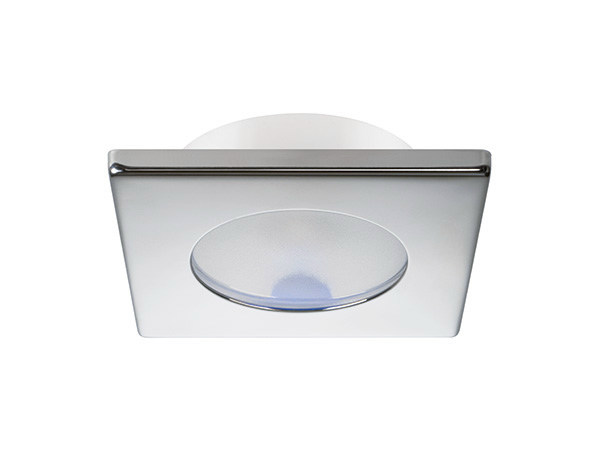 LED ceiling recessed stainless steel spotlight BRYAN CT 2W IP66 by Quicklighting