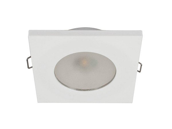 LED ceiling recessed polycarbonate spotlight BRYAN N 2W IP40 by Quicklighting