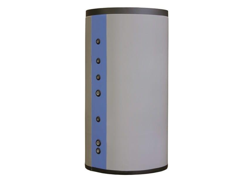 Boiler for solar heating system BS TT by Sime