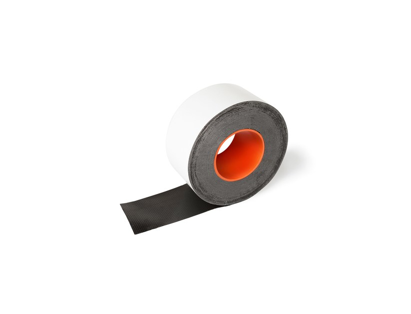 Both Sides Adhesive Butyl Tape Reinforced BU-TYLENE DUO R BRICO by ISOLTEMA GROUP
