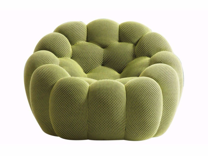 Fabric Armchair BUBBLE | Armchair By ROCHE BOBOIS