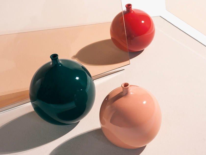 Ceramic vase BUBBLE by Tacchini Edizioni