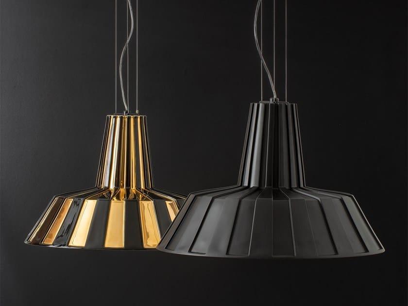 Lampada a sospensione in ceramica BUDÌN | Lampada a sospensione by Aldo Bernardi