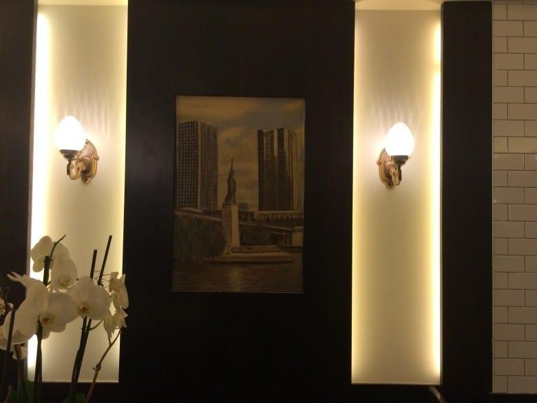 Budapest Da Parete In Lighting Ottone Patinas IiLampada DWHIYE29