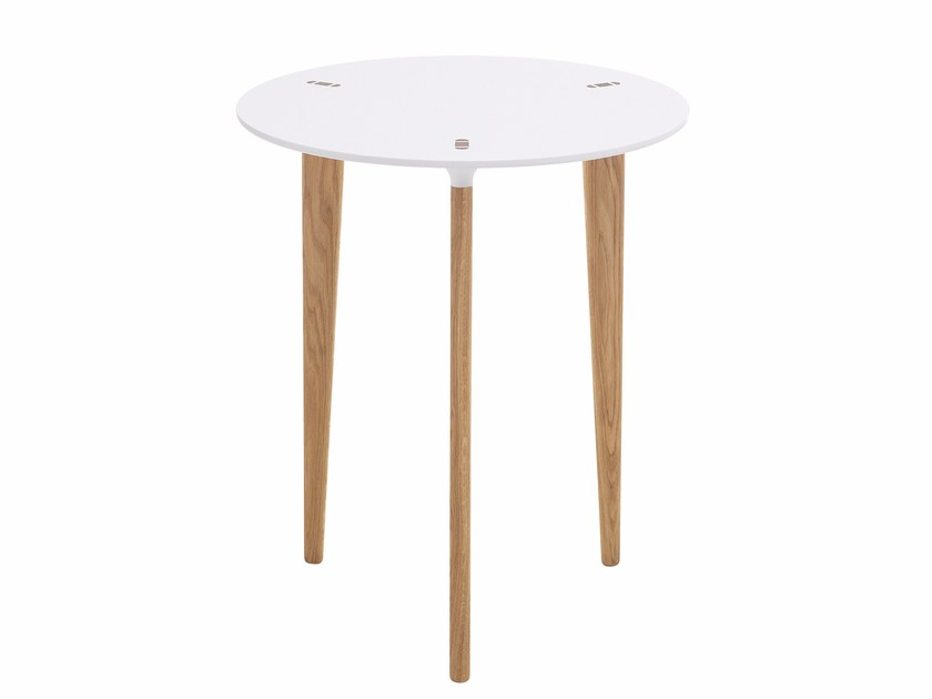 Round contract table BUFF | Table by Karl Andersson