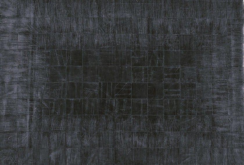 Contemporary style leather rug BUFFALO by Toulemonde Bochart