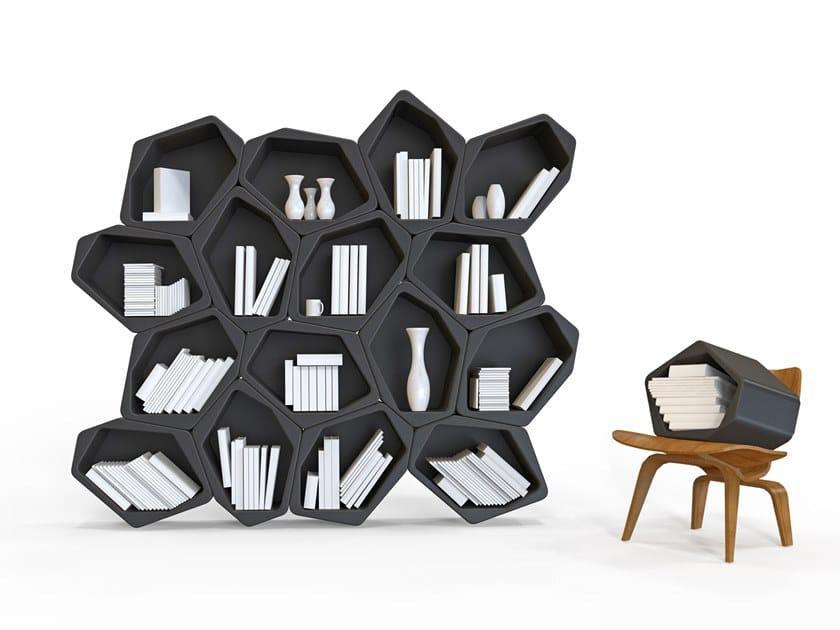 Libreria modulare BUILD by Movisi