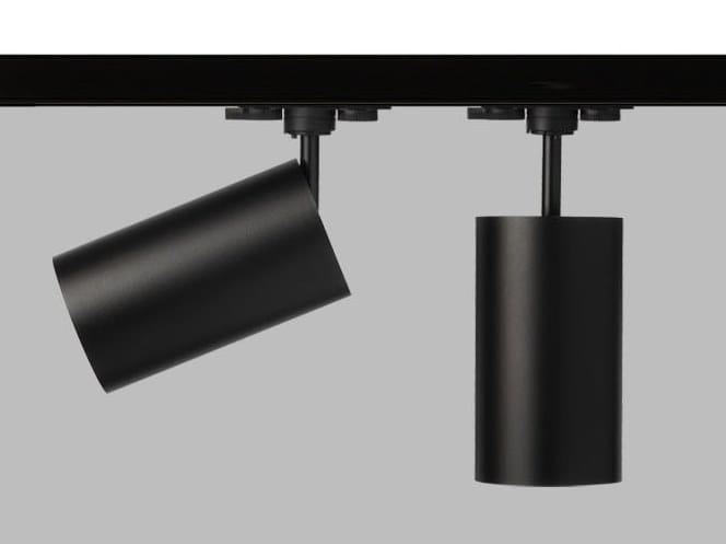 Illuminazione a binario a LED BULL 10 PRECISION by Flexalighting