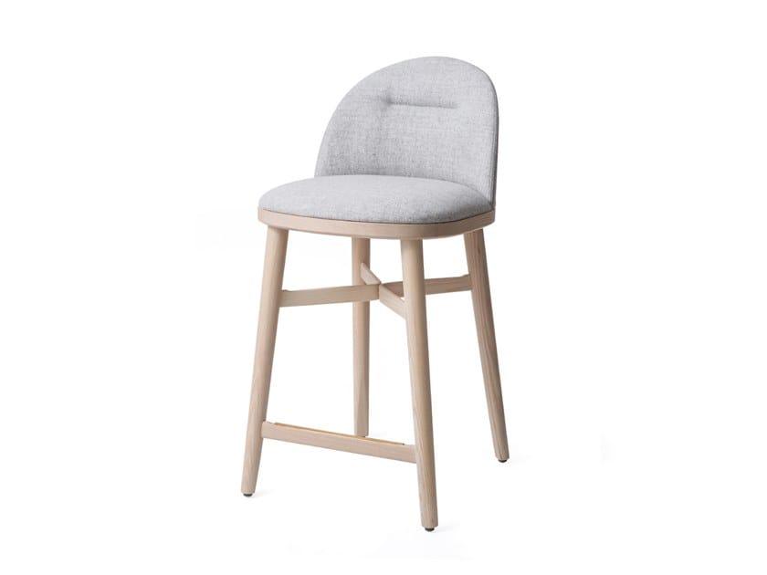 High chair BUND BAR CHAIR SH610 by STELLAR WORKS