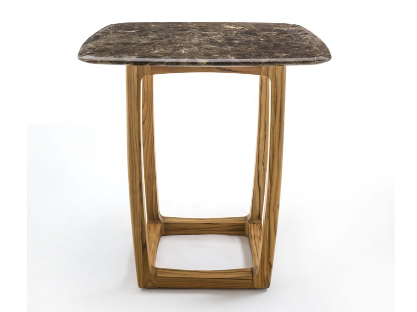 Square high table BUNGALOW BAR TABLE | High table by Riva 1920