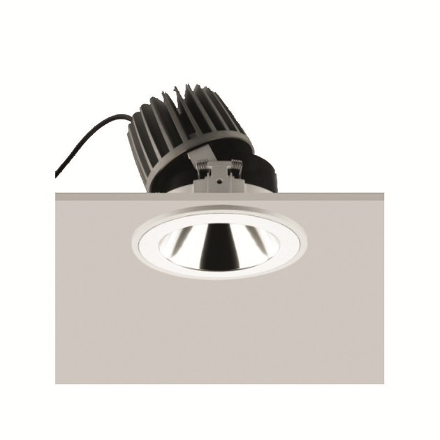 LED recessed adjustable spotlight INLUX ITALIA - BUSSOLA 15 ADJ by NEXO LUCE
