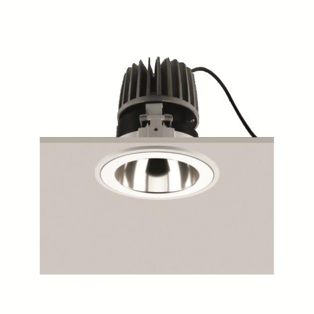 LED round recessed spotlight INLUX ITALIA - BUSSOLA 15 by NEXO LUCE