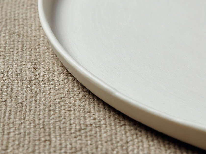 Ceramic materials dinner plate BUTO | Dinner plate by Society Limonta
