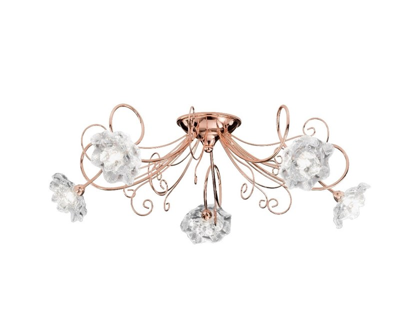 BUTTERFLY | Ceiling light Butterfly Collection By IDL EXPORT