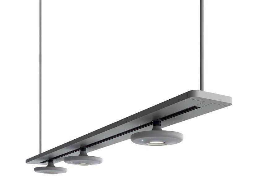LED metal pendant lamp BUTTON | LED pendant lamp by Estiluz