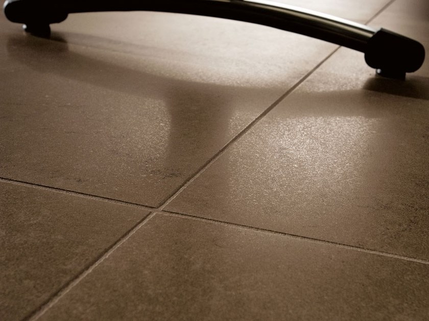 Porcelain stoneware wall/floor tiles with stone effect BUXY - NOISETTE by COTTO D'ESTE