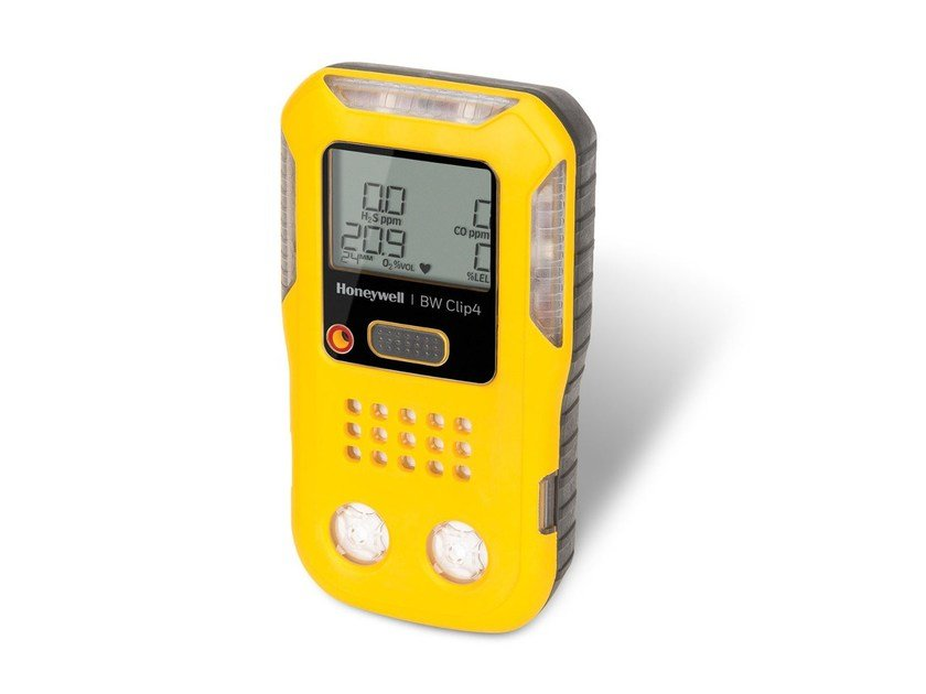 Gas detector BW CLIP4 by Honeywell