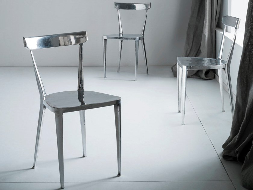 Monolith aluminum casting chair BYRON by ELITE TO BE