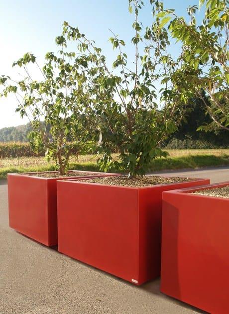 Steelab jardini re en aluminium by image 39 in - Jardiniere exterieure en aluminium ...