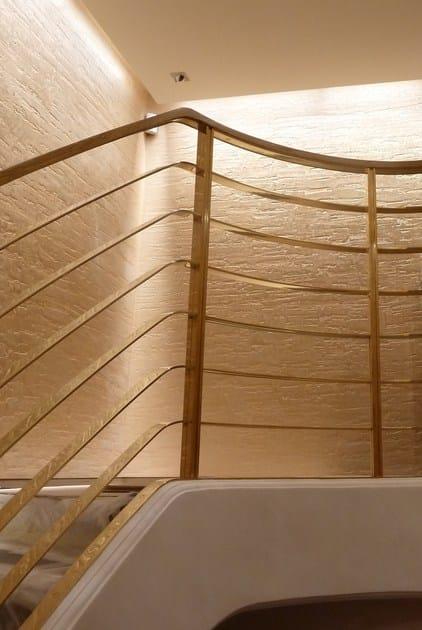 Brass Stair Railing Balustrade By YDF