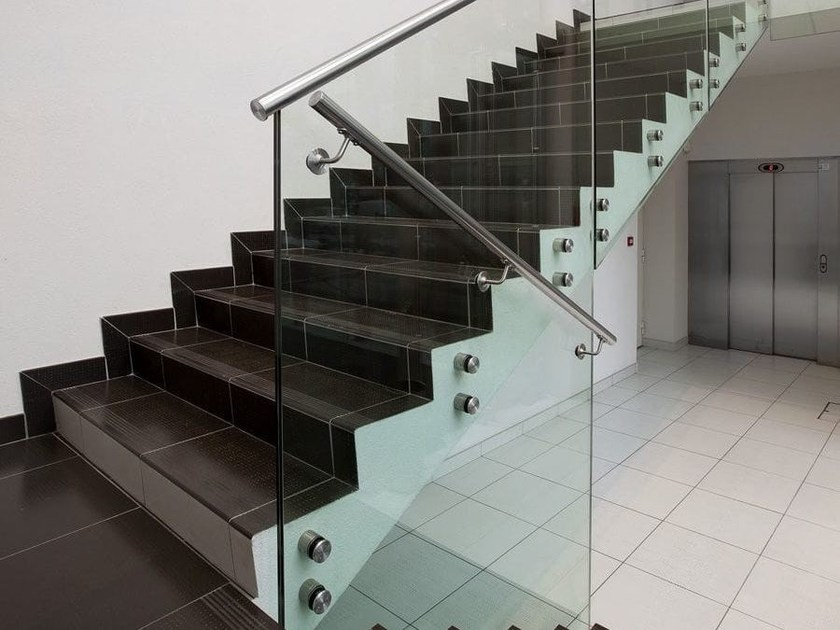 Balustrade fixing By Colcom Group