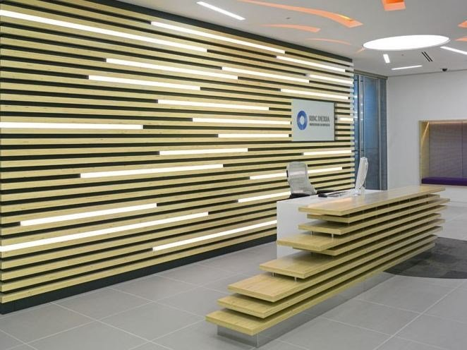 Reception Per Ufficio : Banco reception per ufficio by plexwood