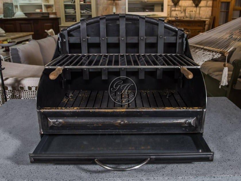 Wrought iron barbecue Barbecue 14 by GH LAZZERINI