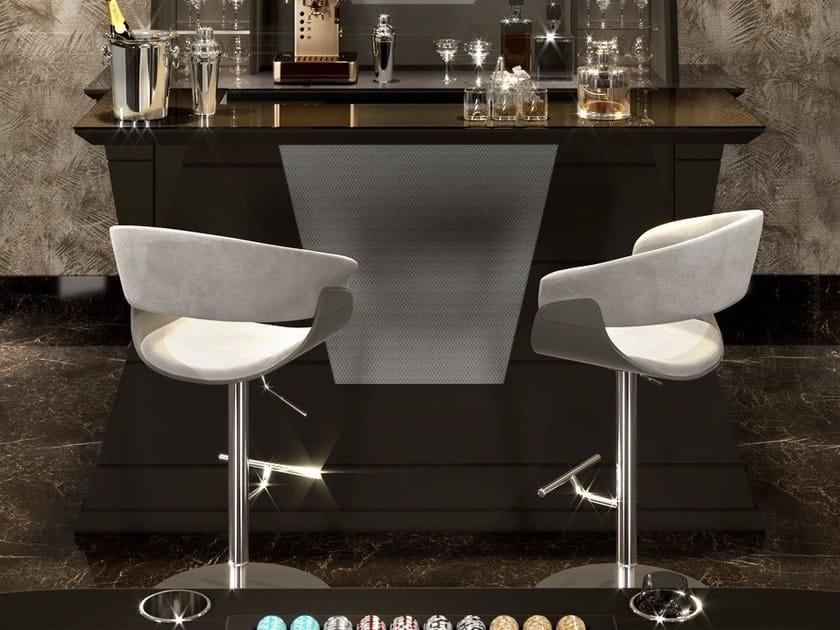 Sgabello da bar by vismara design